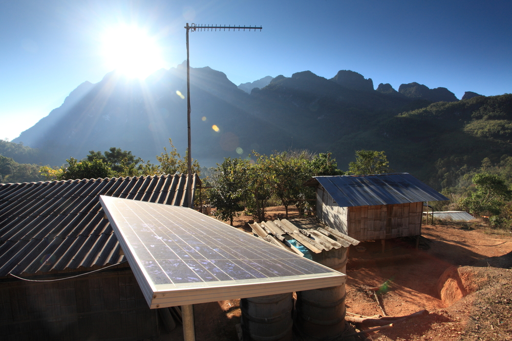 Building and Climbing the Solar Energy Ladder