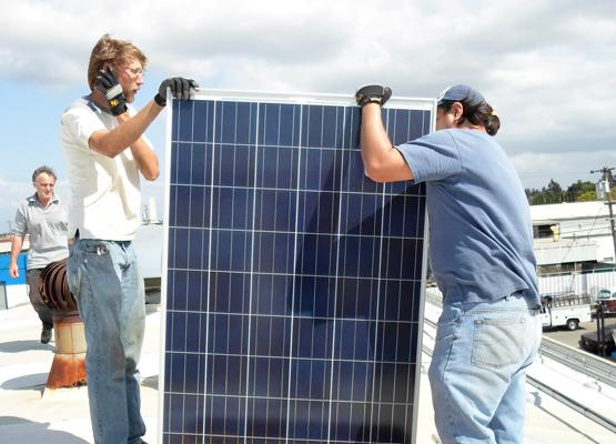 Wind and Solar Create More Jobs When They're Locally Owned, Report Finds